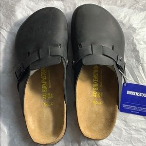 NEW Birkenstock size 40 Boston women's